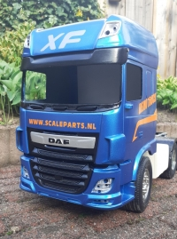 DAF XF super space cab